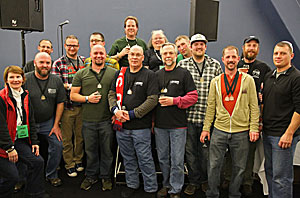 2015 Homebrew Competition Winners